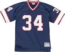 Thurman Thomas Buffalo Bills Mitchell & Ness Throwback Premier Jersey - Blue