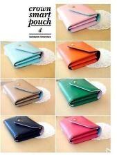 DI US Women Wrist Wallet Case Pouch Purse for Samsung Galaxy S2 S3 iPhone 4 4S 5