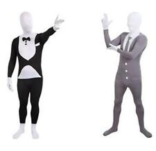 Tuxedo & Suit Style Full Body Suit Party Costume Cosplay Lycra BodySuit Zentai