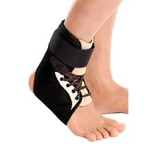 Ankle Brace Support with Triple Stabilization - Snug Fit and Easy to wear
