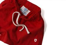 RAMPANT SPORTING LIONS Ladies Red Rugby Shorts Various Sizes RRP£28