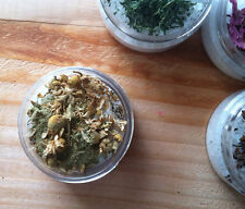 SOOTHING & RELAXING BATH Salt ~Chamomile + French Lavender {Botanical Skin Care}