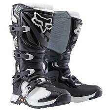 Fox Mx Gear 2014 Comp 5 Black Ladies Motocross Off-Road Dirt Bike Womens Boots