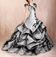 Excellent Handmade Formal Sleeveless Tulle Ball Gown Quinceanera Dresses Custom
