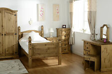 Corona Bedroom - Bedsides, Chests, Wardrobes, Dressing Table, Stools & Storage