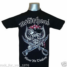 Motorhead Shiver Me Timbers Mens T Shirt Official Merchandise