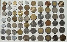 COINS OF THE WORLD GLOSSY POSTER PICTURE PHOTO currency money pounds euro 22