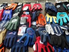 San Francisco 49ers nfl work gloves all teams brand new one pair $9.99