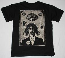 FRANK ZAPPA YOU ARE WHAT YOU IS THE MOTHERS OF INVENTION NEW RARE BLACK T-SHIRT