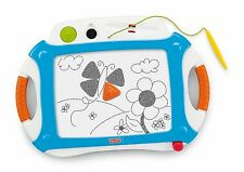 Fisher-Price Travel Classic Doodler Pro 2 Stampers Kids Mess-Free Drawing NEW