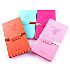 2014 Stich Chracter Monthly+Weekly&Daily Schedule Planner Diary Book_Any Years