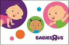 Babies R Us Gift Card $25/ $50/ $100 - Mail delivery
