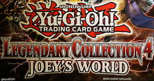 YuGiOh Legendary Collection 4: Joey's Worlds LCJW Common Fusion Cards 1st Ed.