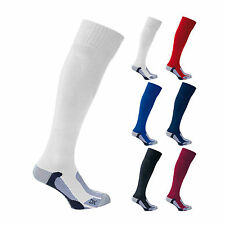 5 PAIRS OF SOCKS FOOTBALL or RUGBY FIRST - MACRON - Size from 39 to 46