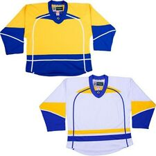 Hockey Jersey with NAME & NUMBER  Nashville Predators NHL Style Replica Colors