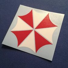 Umbrella Corporation Logo Vinyl Decal Sticker Resident Evil Biohazard Gaming
