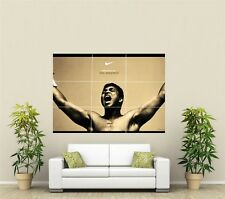 Muhammed Ali Nike Boxing Giant XL Section Wall Art Poster L116