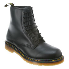 Men's Dr Martens 1460 8 Eye LaceUp Boot Black Smooth R11822006