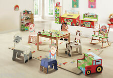 Farmyard Kids Furniture Collection by Teamson - hand painted, wood