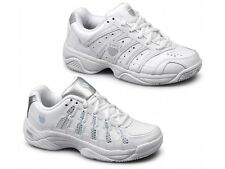 K-Swiss GRANCOURT TEMION II Womens Ladies Tennis Shoes Trainers Running White