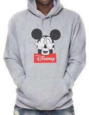 MICKEY MOUSE DISOBEY HOODIE JUMPER SWEATSHIRT OBEY YMCMB OFWG SWEATER DOPE DTG 2