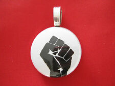 Handmade  Black Panther Party Pendant Necklace 2