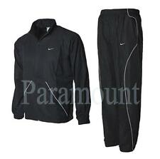 Nike Shox Woven Training Tracksuit - Black  mens Size