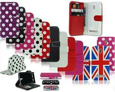 NEW STYLISH PU LEATHER SLIM FLIP POUCH PHONE CASE COVER FOR HTC DESIRE 500