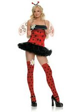 Daisy Bug Adult Womens Costume Ladybug Outfit Cute Insect