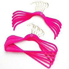 Joy Mangano Huggable Hangers 72-Pack SHIRT and SUIT HANGERS  - **CHOOSE COLOR***