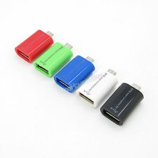 USB Female to Micro USB Male OTG Smart Connection Kit for Samsung S2 S3 S4