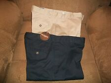 Izod Boys Size Husky Uniform  Shorts Size 14,and 16 New With Tag Retail $28.00