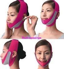 360°Physical Face-lift Belt Anti Wrinkle Firming Slim Up Pulling chin free size