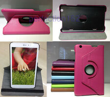 NEW 360° Rotating Leather Case Stand Cover For LG G Pad 8.3 V500 Tablet