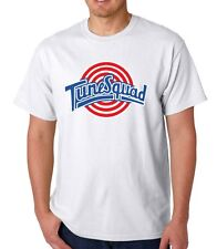 Space jam Tune Squad Hipster Tshirt   WHITE