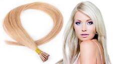 "20"" Indian Remy AA Grade Stick Tip Pre Bonded Human Hair Extensions x200 - 0.80g"
