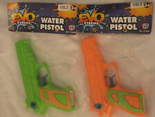 Evo Xtreme Water Pistol, Summer Fun, Choose from 2 x Colours