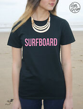 * SURFBOARD T-shirt Top Beyonce Yonce Flawless Drunk in Love Tour Tumblr Haunted