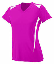 Augusta Sportswear Women's Casual Sleeveless V Neck Premier Sports Jersey. 1055