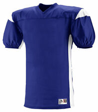 Augusta Sportswear Men's V-neck Full Cut Sleeves Dominator Jersey T-Shirt. 9520