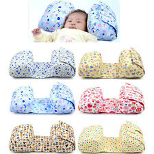 Baby Kids Newborn Nursery Anti-Roll Sleep Positioner Safe Pillow Support Cushion