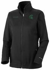 Michigan State Spartans Women's  Columbia Kruser Ridge Softshell Jacket