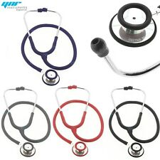 YNR Pro Dual Head EMT Stethoscope GP Doctor Nurse Vet Medical Student Health CE