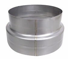 Stainless Steel Stove Pipe Reducer/Inreaser, Pellet Wood Gas Oil Stove/Furnace