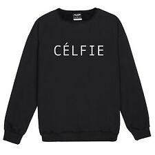 CELFIE SWEATER HEAD MOUSE RETRO ALONE VTG JUMPER WOMENS STYLE FASHION FUN INDIE