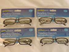 Modern, Trendy, Funky, Unisex Reading Glasses with Safari Printed Frames