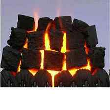 Gas Fire Replacement Coals Parts Inserts Fireplaces New Ebay