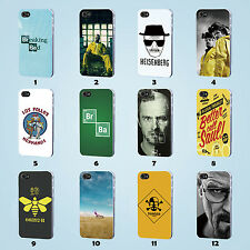 BREAKING BAD WALTER WHITE JESSE PINKMAN  iPhone & Samsung Galaxy COVER CASE
