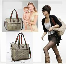 Fashion  Baby Diaper Nappy Bag High Quality  Mummy Nappy Changing Bags