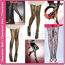 Fishnet Pantyhose Tights Clearance Sale Various Pattern